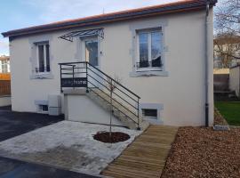 le Gîte Ginkg'home, Saint-Max (рядом с городом Dommartin-sous-Amance)