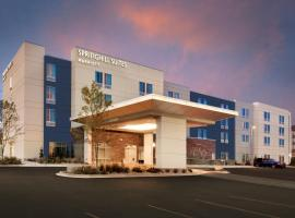 SpringHill Suites by Marriott Idaho Falls
