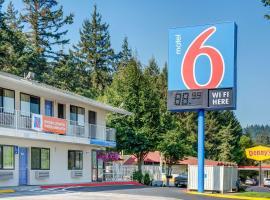 Motel 6 Eugene South - Springfield, Eugene