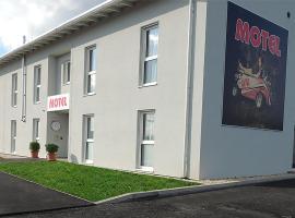 AVIA Motel Bisamberg