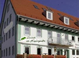 Landhotel am Hopfengarten, Attenkirchen