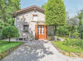 Cottage nel Bosco, Luvigliano