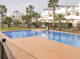 Two-Bedroom Apartment in Alhama de Murcia, El Romero (рядом с городом Los Cantareros)