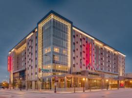 Hampton Inn & Suites Fort Worth Downtown, Форт-Уэрт