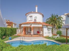 Holiday home Carrer Ribera D H-644, Олива (рядом с городом Oliva)