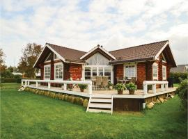 Four-Bedroom Holiday Home in Stubbekobing
