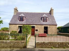 St Margaret's Cottage, Orkney (рядом с городом Saint Margarets Hope)