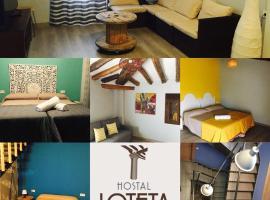 Loteta Experience, Magallón (Borja yakınında)