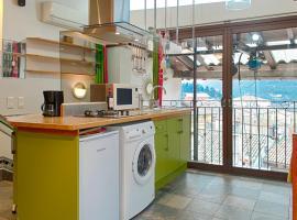 Studio avec vue panoramique, Puget-Théniers (рядом с городом La Penne)