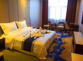 Yining Tangnur Hotel, Yining (Jelilyüzi yakınında)