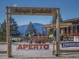 Rifugio Garibaldi, Tremalzo