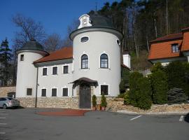Zámeček Pod Hradem, Starý Jičín (Hustopeče Nad Bečvou yakınında)