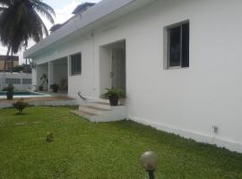 Residence Villa II Plateaux, Abidjan (Agban yakınında)