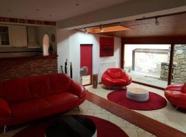 Luxury apartment, Jihlava