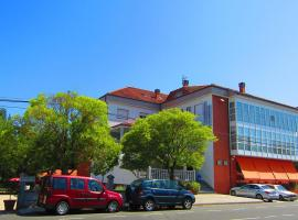 Hotel Os Caracoles, Moreiras