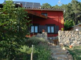 Casa Rural Las Gesillas, Arenas de San Pedro (Poyales del Hoyo yakınında)