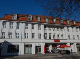 sweet dream hostel & pension, Güstrow (Lüssow yakınında)