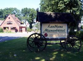 Landhaus Mienenbüttel, Neu Wulmstorf (Hollenstedt yakınında)