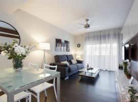 Atico Be suite Granada