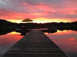 Sivana On The Lake, Nanaimo (Lantzville yakınında)