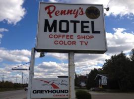 Penny's Motel, Thornbury