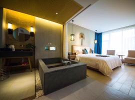 Shengtai Relaxed Hot Spring Hotel, Puyang (Neihuang yakınında)