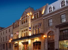 ホテル マノワール ヴィクトリア, ケベックシティ