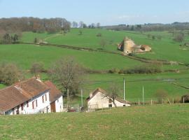 Relais Passiflore, Dyo (рядом с городом Vareilles)