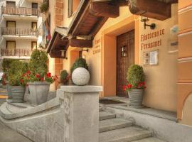 Hotel Cristallo, Аланья-Вальсезия