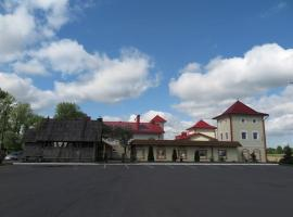 Hostel in Dubrovnie, Skarchevo (Baranavichy yakınında)