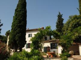 Villa Il Bosco, Fiesole
