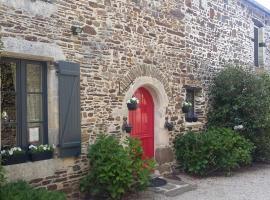L'Ancien Pressoir, Ménil-Hermei (рядом с городом Le Mesnil-Villement)