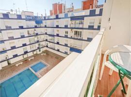 Three-Bedroom Apartment in Pineda de Mar
