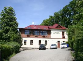 Penzion Na Kiosku, Šternberk (Těšíkov yakınında)