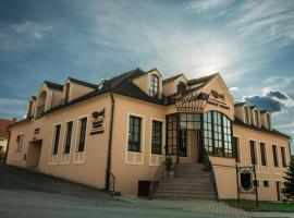 Zámecký penzion Kopeček, Rájec-Jestřebí (Černá Hora yakınında)