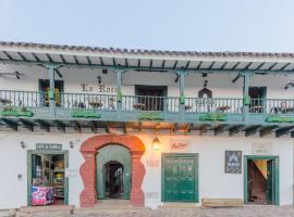 Hospedería La Roca Plaza Principal