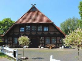 ferienwohnungen-deichgraf, Loxstedt (Kleinensiel yakınında)