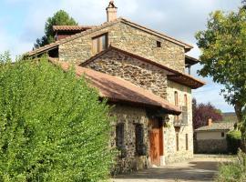 La Forqueta y El Fontanal, Santa María de Ordás (Cañales yakınında)
