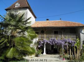 Le Clos du Payen, La Gonterie-Boulouneix (рядом с городом La Negrerie)