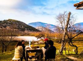 Vie nomade, Qerret