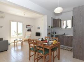Syros Summer House (Green), Liaropá (рядом с городом Chrousa)