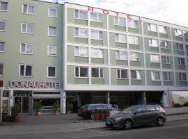 """Donauhotel Neu-Ulm"""