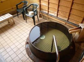 Hotel Monzennoyu, Joetsu