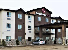 Best Western Plus Moosomin Hotel, Moosomin (Miniota yakınında)