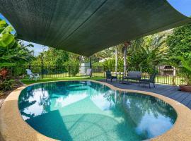 Private Pool, Big Backyard, Aircon - Paradise!, Casuarina (Lee Point yakınında)