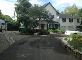 Heritage Home, Gatineau (Lac-Meach yakınında)
