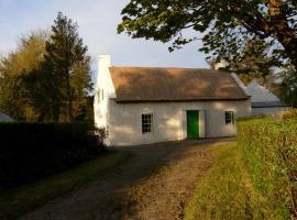 Ardroe Cottage, Portsalon (рядом с городом Rosnakill)