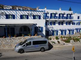 Adonis Hotel, Apollon