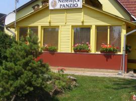 Nefelejcs Panzió, Mátészalka (рядом с городом Papos)