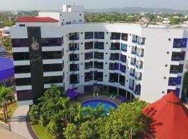 Hotel Florida Sinú, Montería (Los Manguitos yakınında)